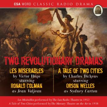 Two Revolutionary Dramas, Victor Hugo, Charles Dickens