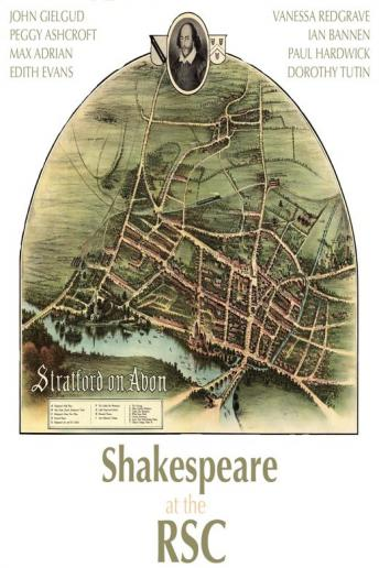 Shakespeare at the R.S.C.: A Collection of Favourite Scenes performed by The Royal Shakespeare Compa