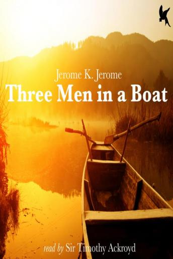 Download Three Men in a Boat by Jerome K. Jerome