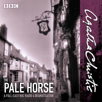 The Pale Horse: A new BBC Radio 4 full-cast dramatisation