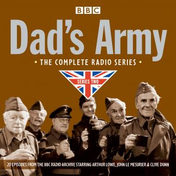 Download Dad's Army: Complete Radio Series Two by Jimmy Perry, David Croft