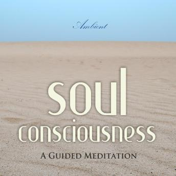 Soul Consciousness: A Guided Meditation (Natural World), Greg Cetus