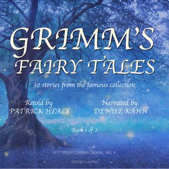 Grimm's Fairy Tales - Book 1 of 2