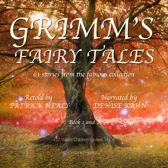 Grimm's Fairy Tales - Book 1 and 2