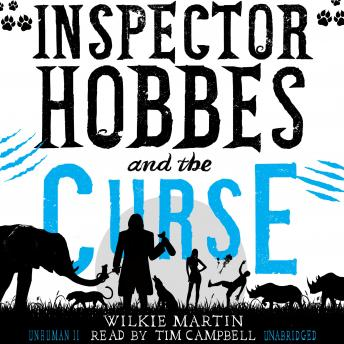 Inspector Hobbes and the Curse by Wilkie Martin: A Cotswold Comedy Cozy Mystery Fantasy sample.