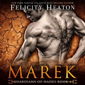 Marek (Guardians of Hades Romance Series Book 4)