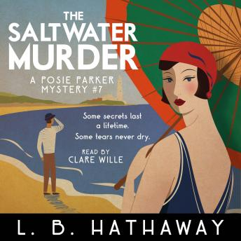 The Saltwater Murder: A Cozy Historical Murder Mystery