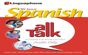 Linguaphone All Talk - Spanish for Beginners: Beginner and Intermediate Level Spanish course