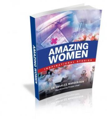 Amazing Women: Inspirational Stories, Charles Magerison
