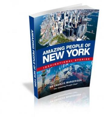 Amazing People of New York: Inspirational Stories, Charles Magerison