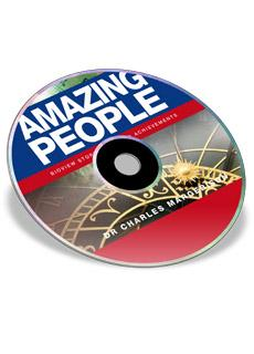 Amazing Careers - Volume 1: Inspirational Stories, Charles Magerison