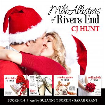 The MacAllisters of Rivers End Boxed Set: includes Silvers Bells, Tipsy, Reindeer Games and Wedding Bells