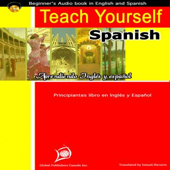Teach Yourself Spanish (English-Spanish Beginners Audio Book), Global Publishers Canada Inc.