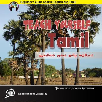 English-Tamil Beginners audio book, Global Publishers Canada Inc.