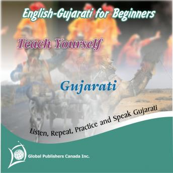 English-Gujarati audio book for Beginners (Teach Yourself Gujarati)