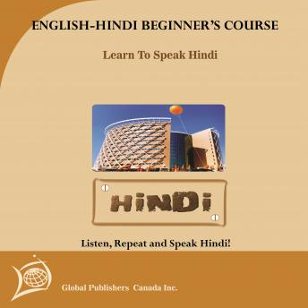 Download Learn Hindi (English-Hindi Beginners Course) by Global Publishers Canada Inc.