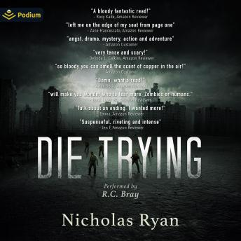 Download Die Trying by Nicholas Ryan