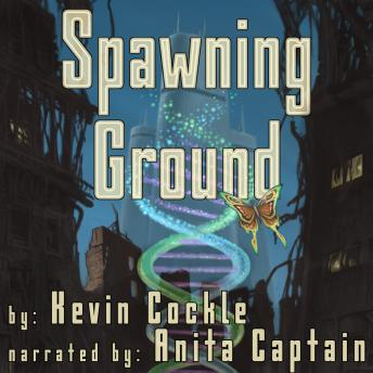 Spawning Ground, Audio book by Kevin Cockle