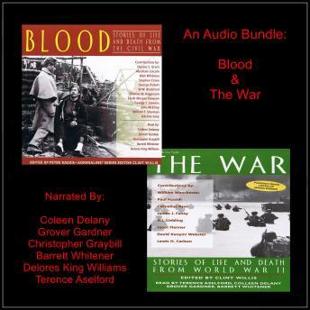 An Audio Bundle: Blood & The War
