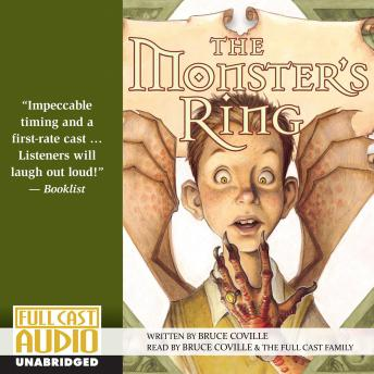 Monster's Ring, Bruce Coville