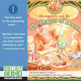 Dragon of Doom, Bruce Coville