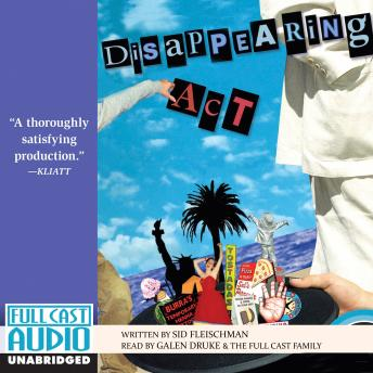 Disappearing Act, Sid Fleischman
