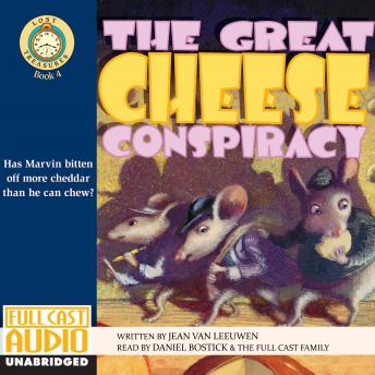Great Cheese Conspiracy sample.