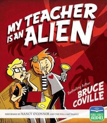 My Teacher is an Alien, Bruce Coville