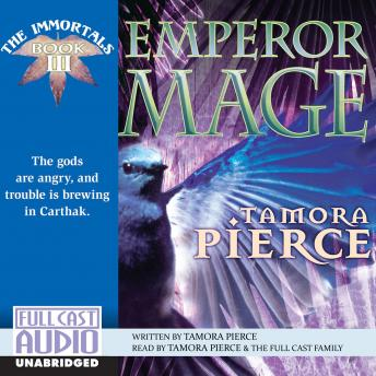 Emperor Mage, Tamora Pierce