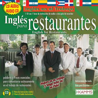 Inglés para Restaurantes/English for Restaurant Workers, Stacey Kammerman