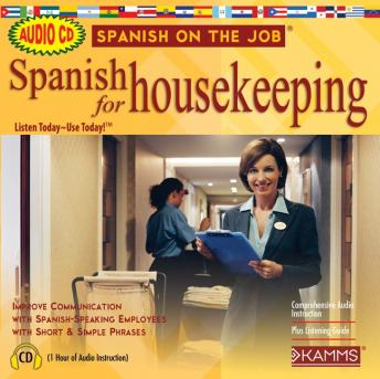 Spanish for Housekeeping