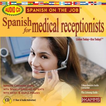 Spanish for Medical Receptionists