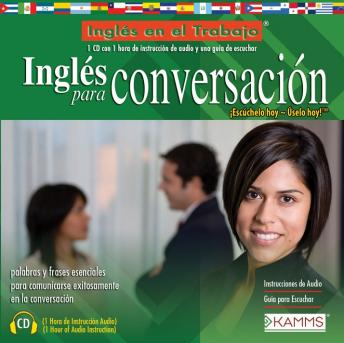 Inglés para Conversación /English for Conversation, Stacey Kammerman