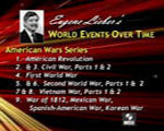 American Wars Series (9 Lectures), Eugene Lieber