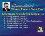 American Presidents Series: (11 lectures), Eugene Lieber
