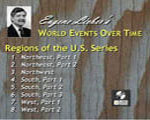Regions of the U.S. Series: (8 lectures), Eugene Lieber