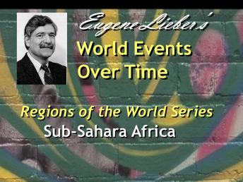 Regions of the World Series: Sub-Sahara Africa, Eugene Lieber