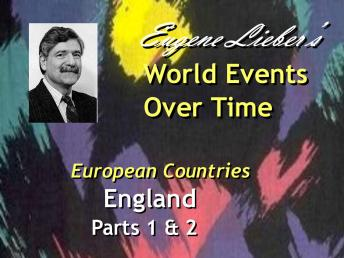 Countries of Europe Series: England, Eugene Lieber