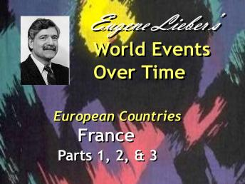 Countries of Europe Series: France, Eugene Lieber