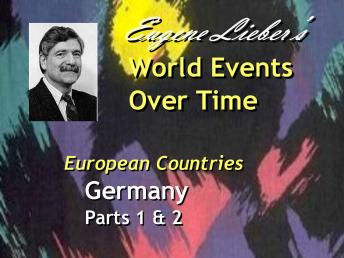 Countries of Europe Series: Germany, Eugene Lieber