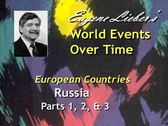Countries of Europe Series: Russia, Eugene Lieber