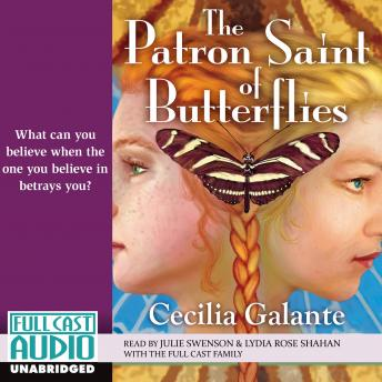 Patron Saint or Butterflies sample.