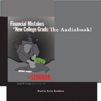 Financial Mistakes of New College Grads, Joe Templin