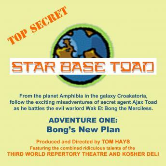 Star Base Toad - Adventure 1: Bong's New Plan