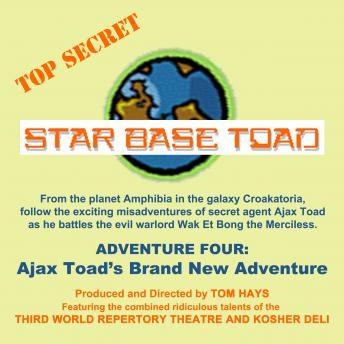 Star Base Toad - Adventure 4: Ajax Toad's Brand New Adventure