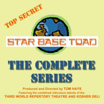 Star Base Toad: Complete Series