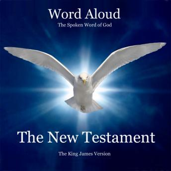 Download King James Bible: The New Testament by Word Aloud