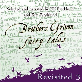 Brothers Grimm Fairy Tales, Revisited: Volume 3