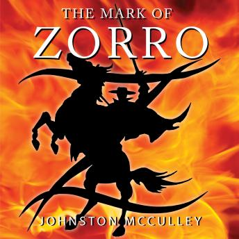 Mark of Zorro, Johnston McCulley
