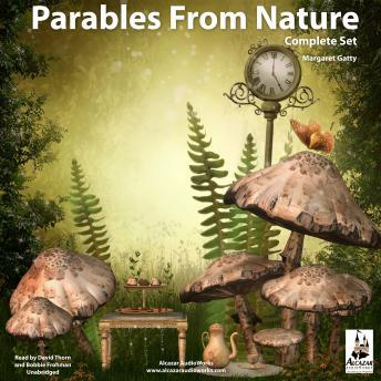 Parables from Nature, Complete Set, Margaret Gatty